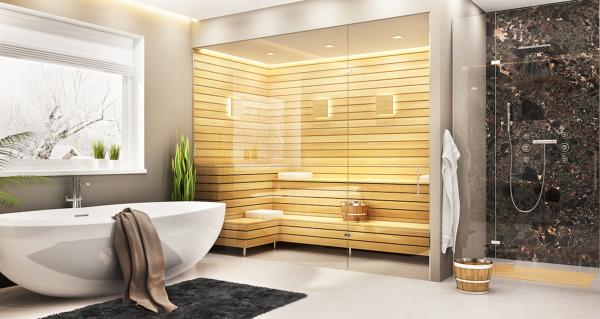 Se i tuoi clienti vogliono una sauna
