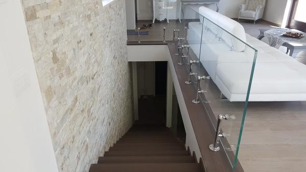 Foto: Scala Accesso Piano Interrato di Arch. Bernardino ...