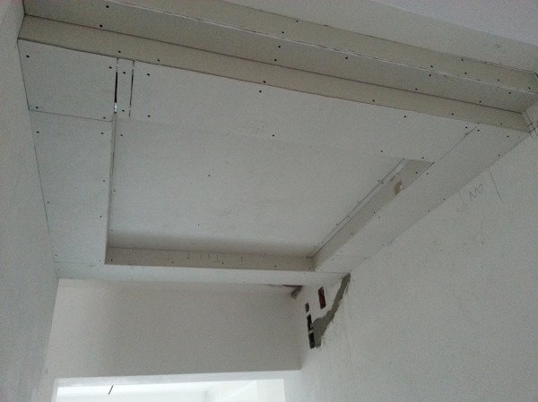 Foto: soffitto in cartongesso di mirabella giuseppe #399134