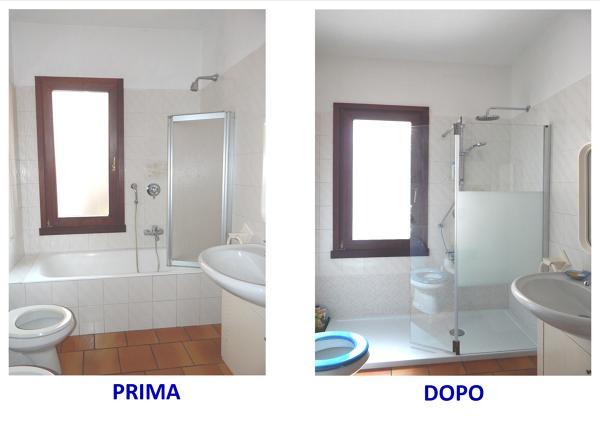 Rifacimento Vasche Da Bagno Brescia : Foto: sostituire vasca con doccia brescia di ristruttura di scotti