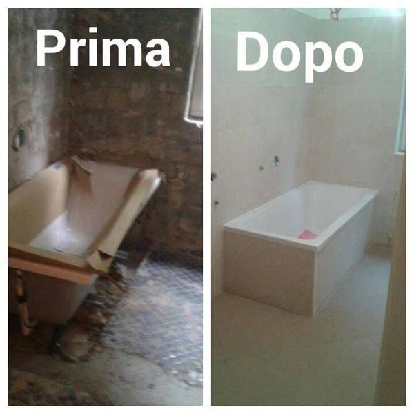 Foto sostituzione vasca da bagno di obojes oswald 265355 - Sostituzione vasca da bagno prezzi ...