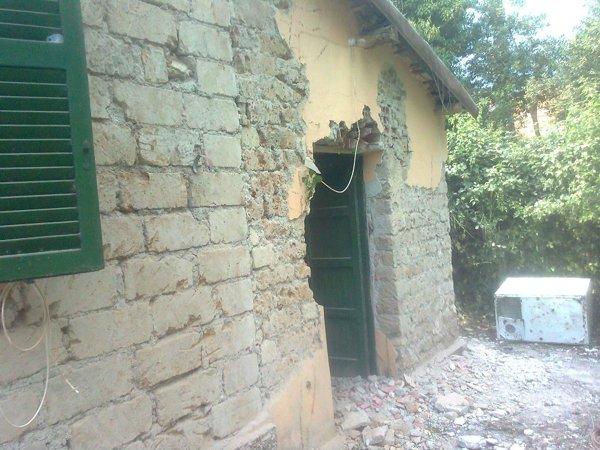 Foto spicconatura intonaco esterno di edildepot di - Prezzo intonaco esterno ...