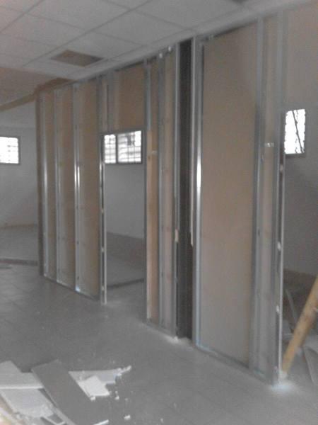 Foto struttura cartongesso pareti di almava srl 363819 - Porta di cartongesso ...