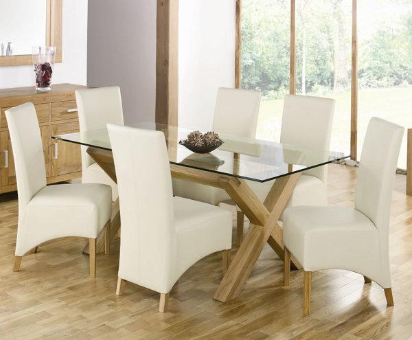 Foto: Tavolo di Vetro e Legno di Marilisa Dones #389780 - Habitissimo