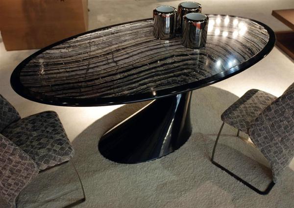 Annibale Colombo Mobili Classici.Progetto Tavolo Bend Produzione Annibale Colombo Idee Architetti