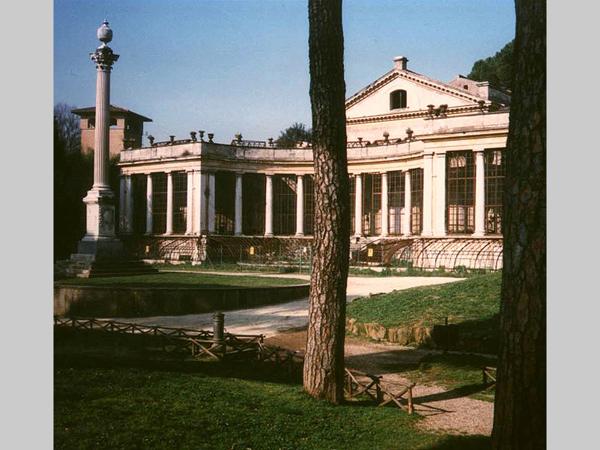 Progetto di Ristrutturazione Teatro Torlonia