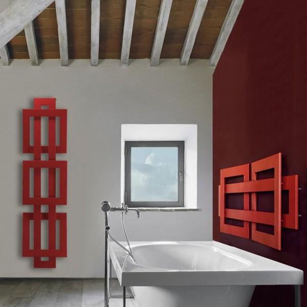 Foto termosifoni bagno di claudia loiacono 572488 for Termosifoni arredo bagno