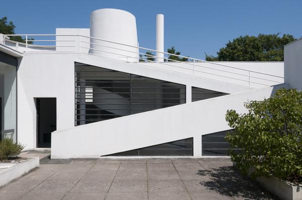 Interni Di Villa Savoye : Foto terrazza villa savoye di francesco esposito