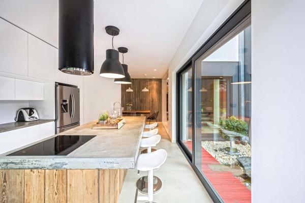 Foto: Top Cucina In Cemento di Manuela Occhetti #468849 - Habitissimo