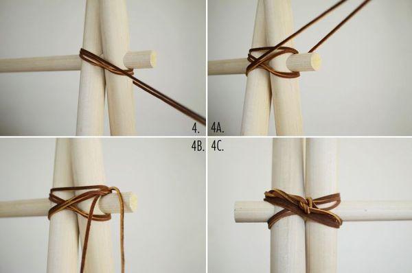 Arredamento Con Corda : Idee per usare cime e corde nell arredamento tiriordino