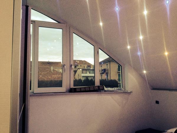 Foto vf2 porte e finestre in pvc di vf2 serramenti pvc - Porte finestre torino ...