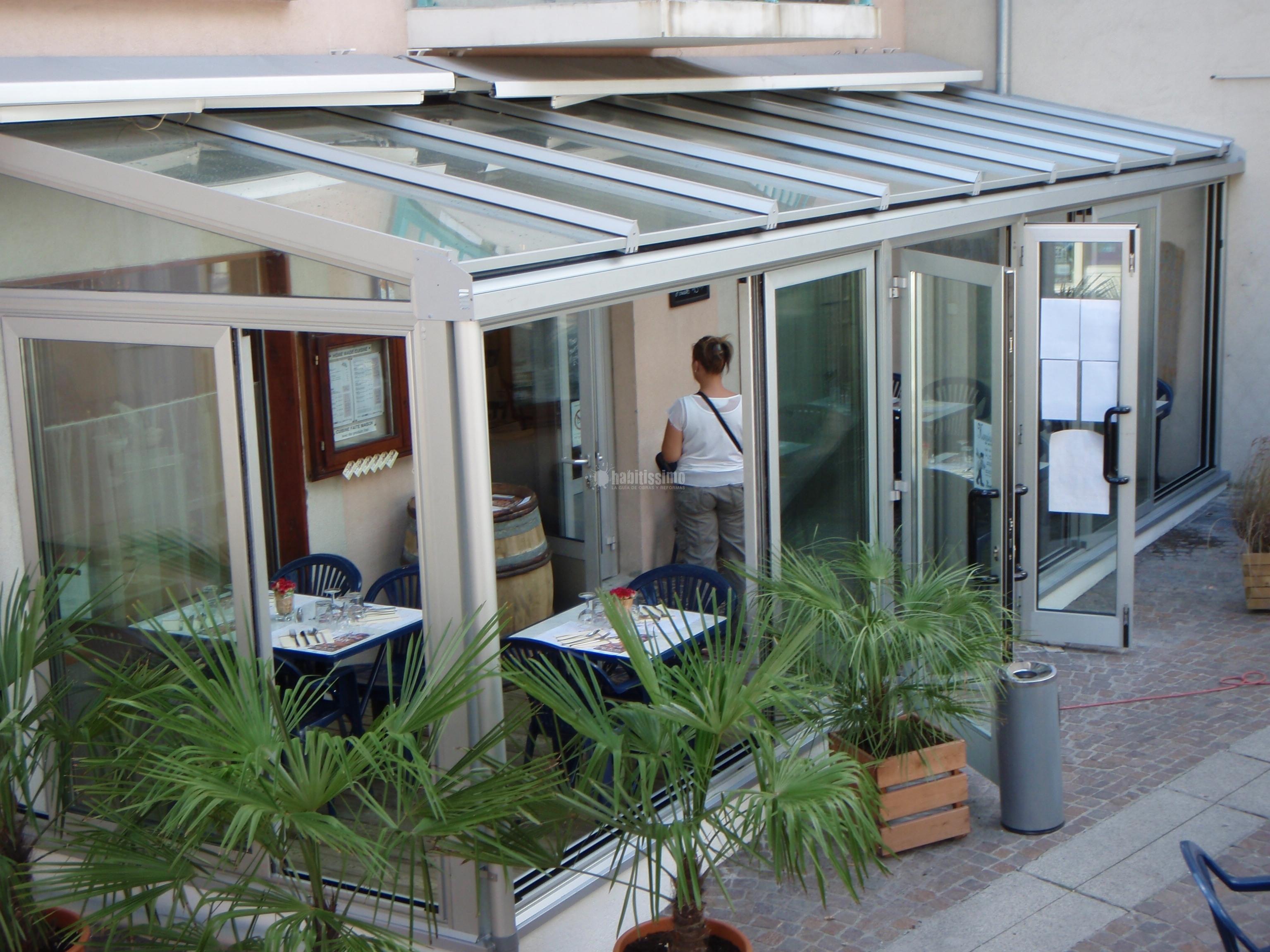 for Idee di veranda laterale