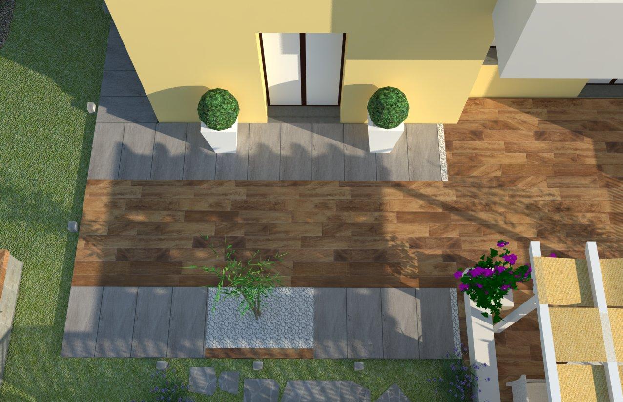 2012 restyling di giardino privato - Idee progettazione giardino ...