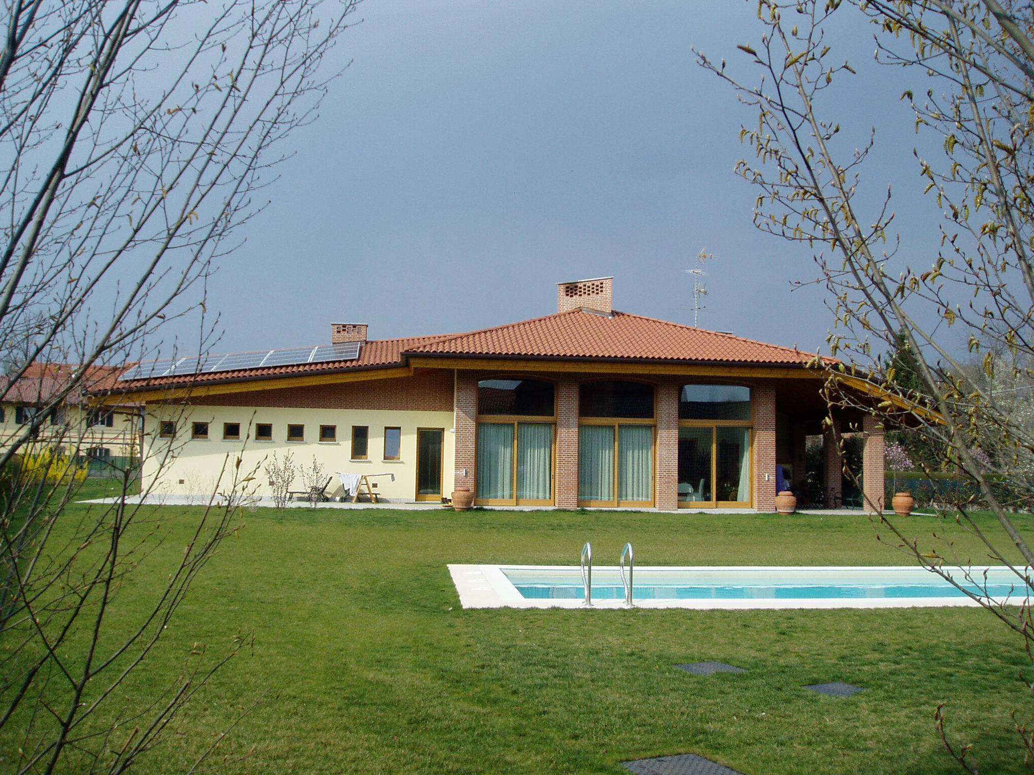 Progetto costruzione casa di abitazione unifamiliare progetti costruzione case - Progetto costruzione casa ...
