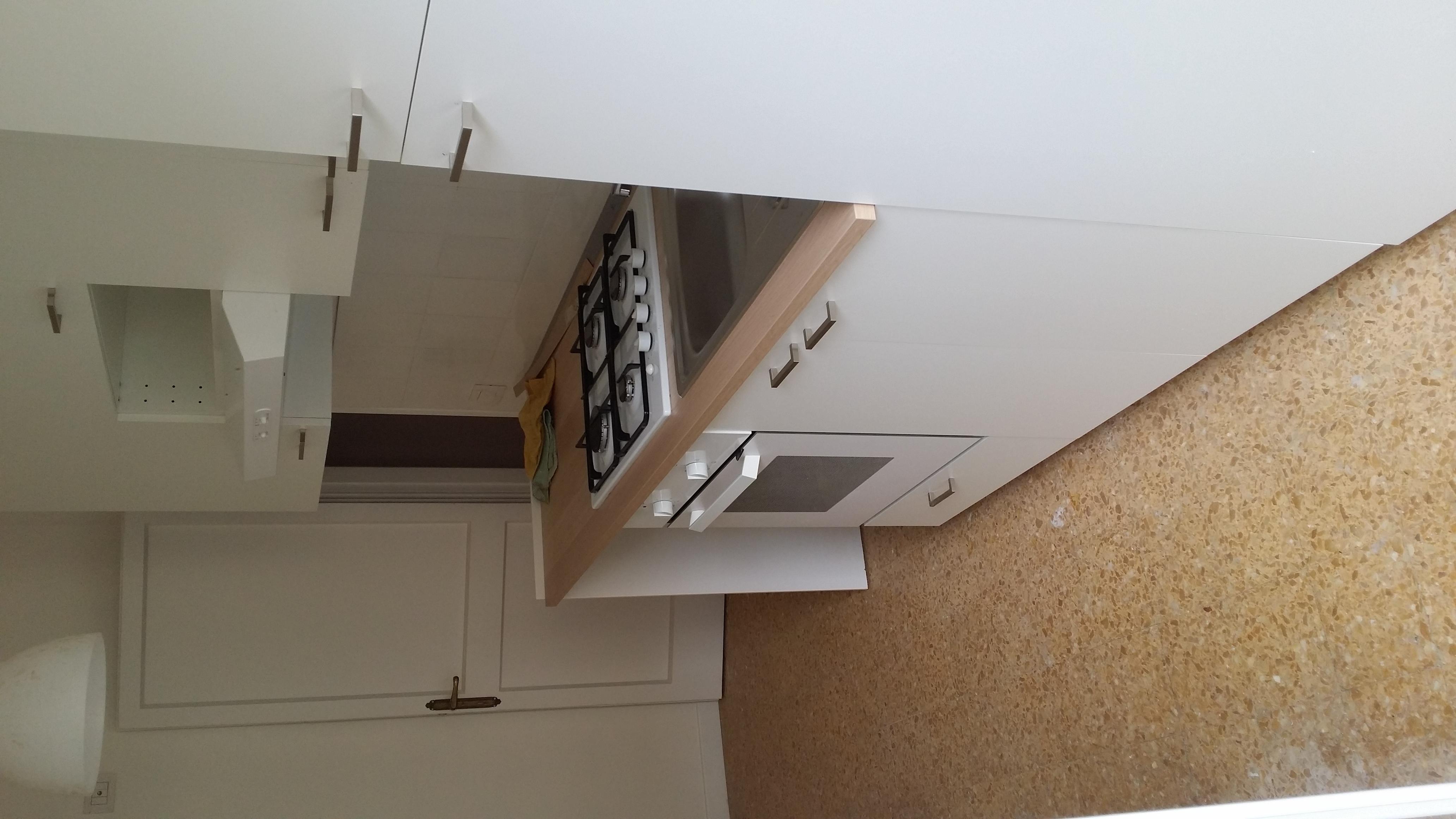 Progetto montaggio cucina ikea e allaccio impianti progetti gas - Montaggio cucina ikea ...