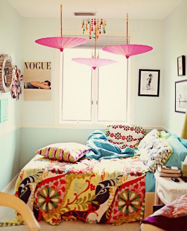 Come Arredare una Camera da Letto In Stile Boho Folk  Idee Interior ...
