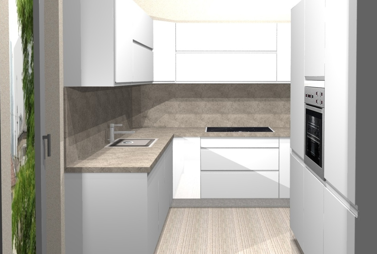 Progetto Arredamento Cucina Emotion Gd-18-12 Progetti Mobili