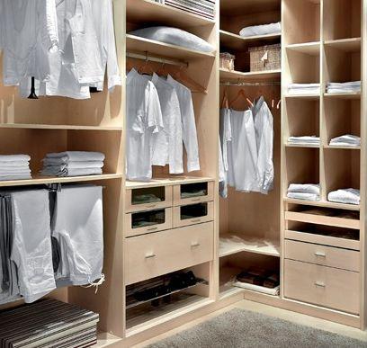 Accessori interni per armadi e cabine armadio idee mobili - Idee cabine armadio ...