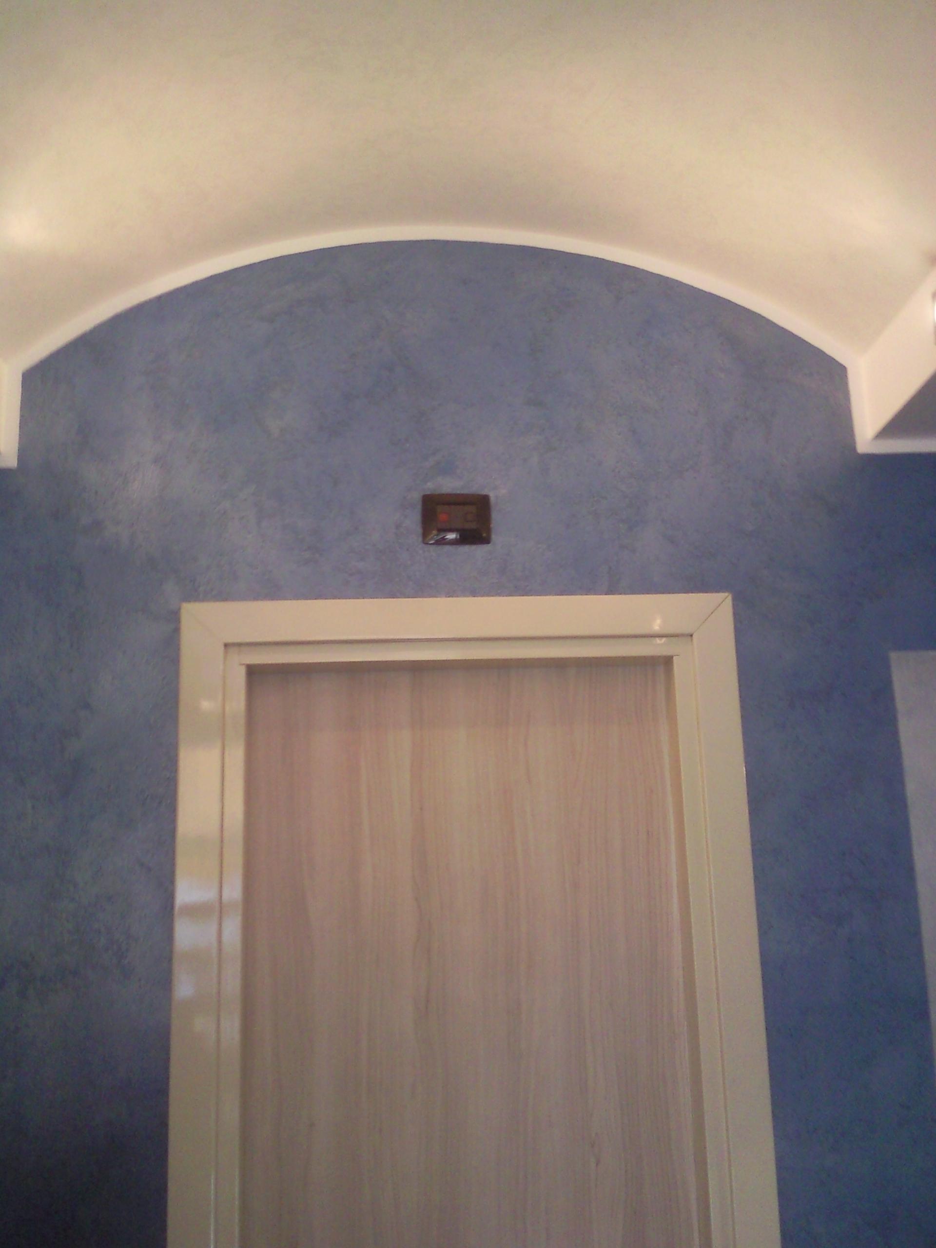 progetto di pittura decortiva di prestigio casa dei