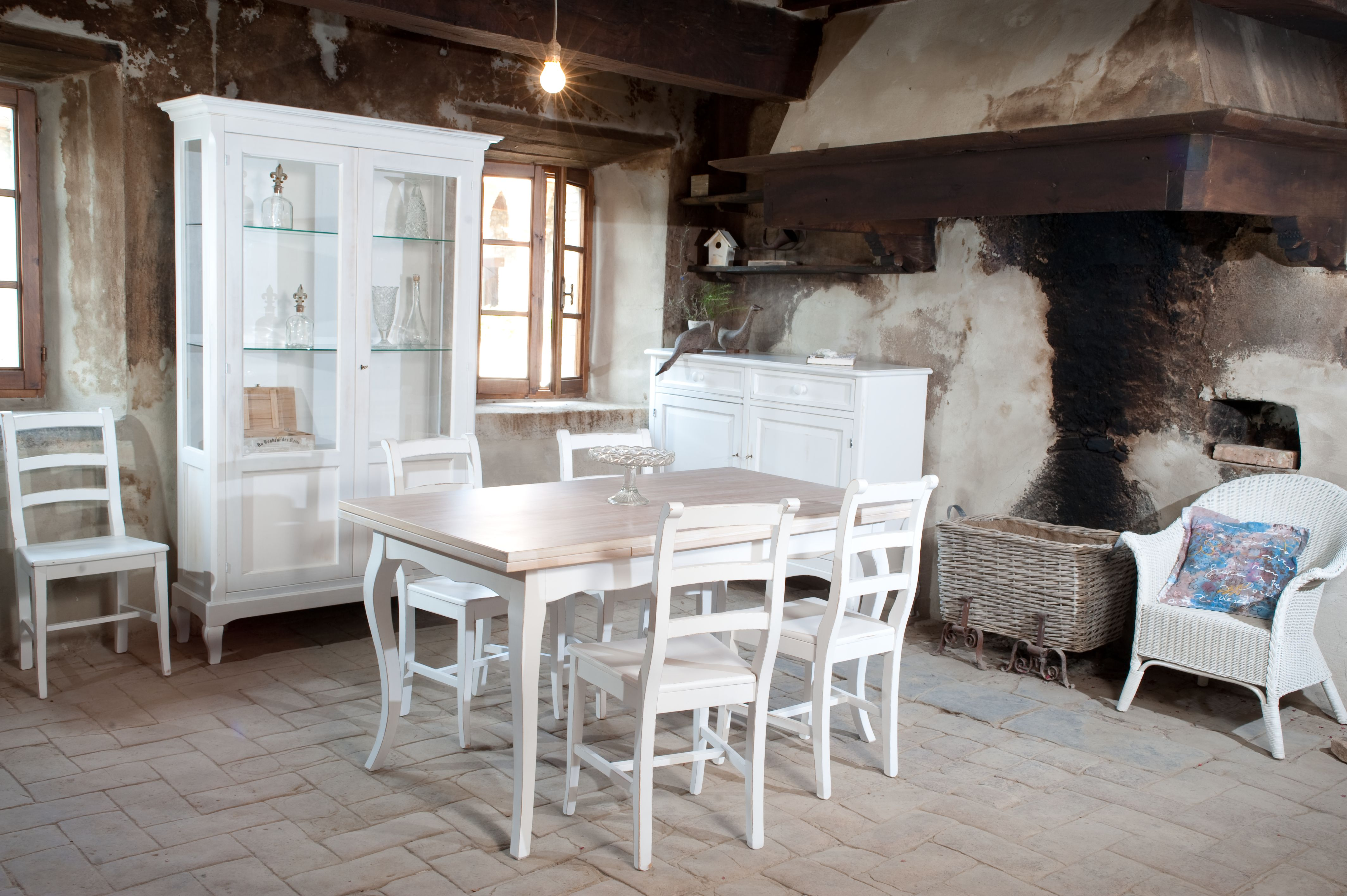 Beautiful Sala Da Pranzo Country Images - Design Trends 2017 ...
