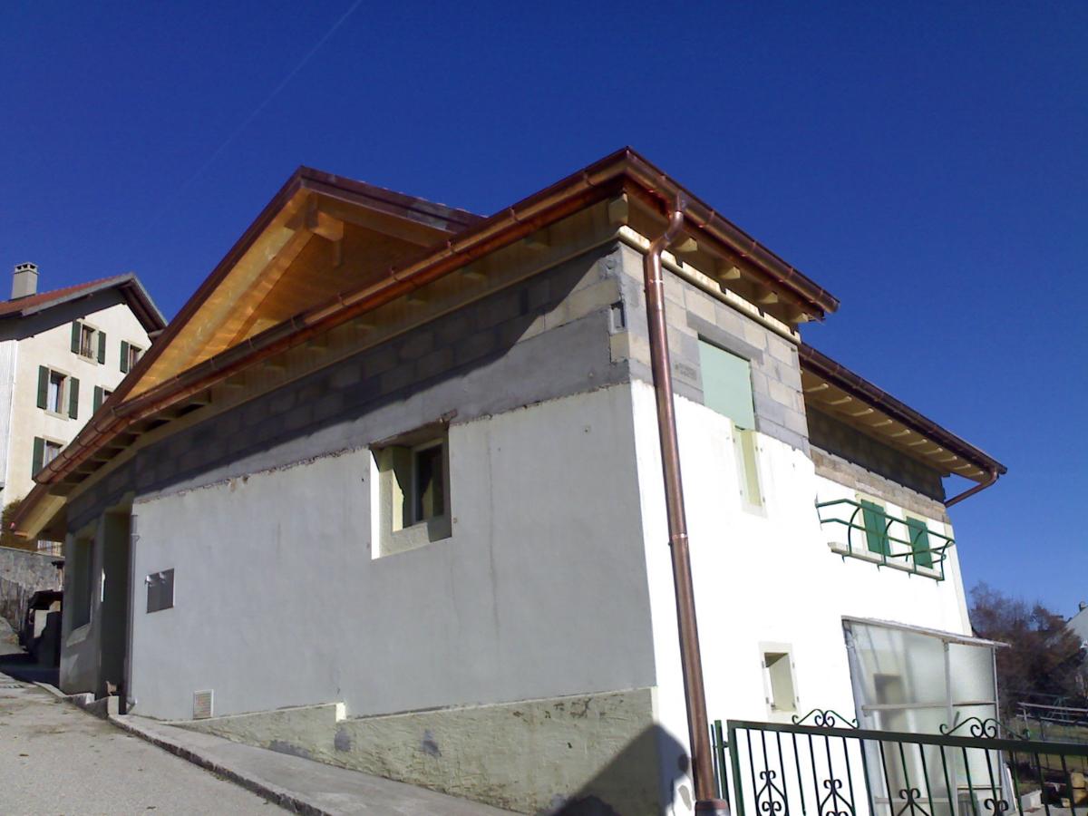 Progetto rifacimento tetto con tegole progetti tetti for Abbaino tetto prezzi