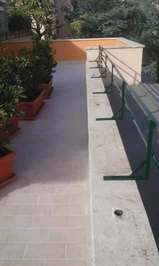 Ristrutturazione terrazzo condominiale | MP Ristrutturazioni di ...