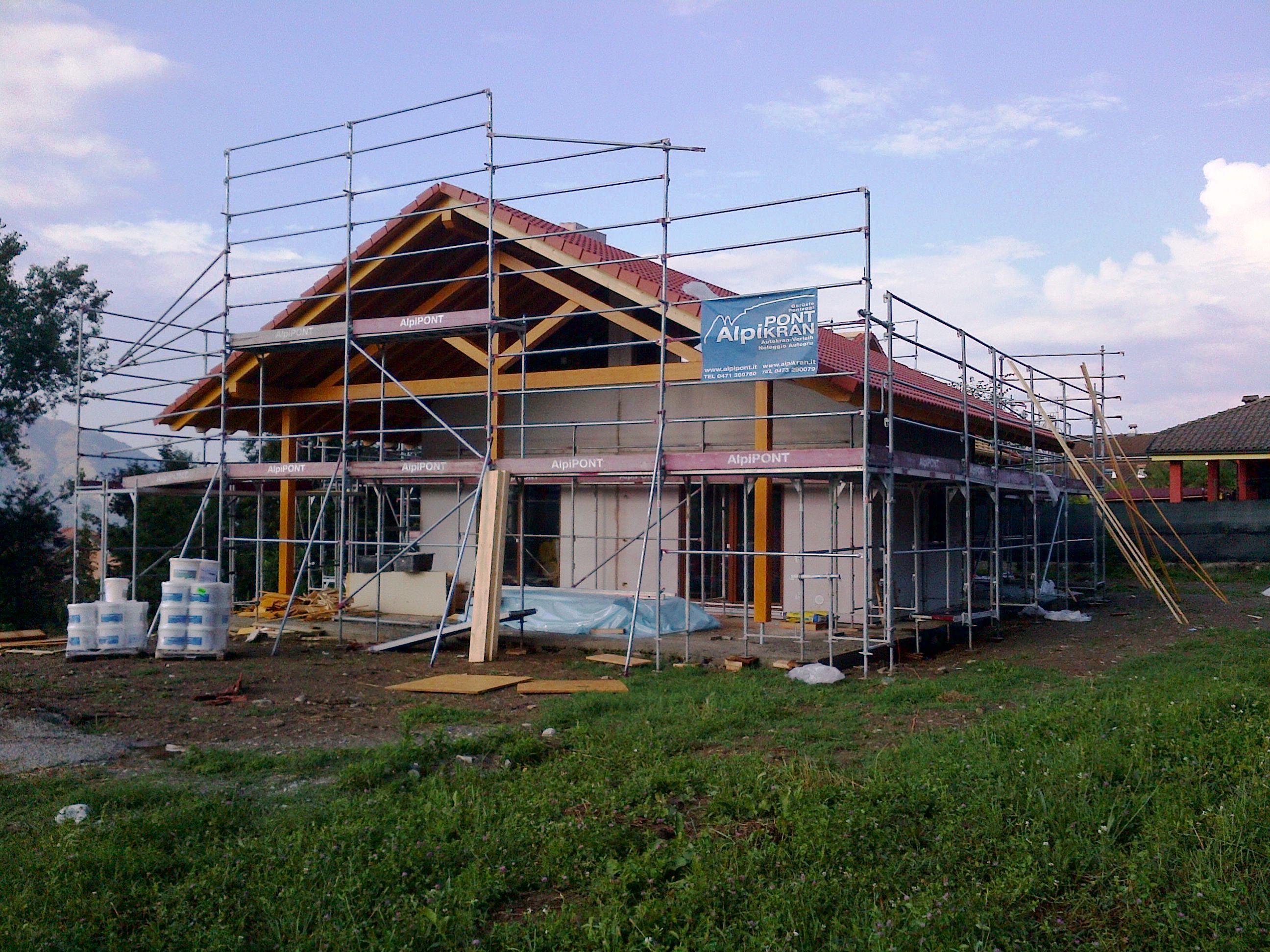 Progetto costruzione casa prefabbricata in legno idee costruzione case prefabbricate - Progetto costruzione casa ...