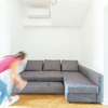 Apertura del divano