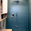 Bagno: particolare della doccia