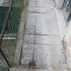 Gettata balcone