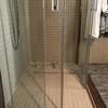 Box doccia vetro 8mm senza profilature