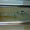 Cabina doccia in cristallo