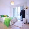 Creazione porta fra soggiorno e camere
