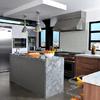 Foto: cucina a isola spaziosa