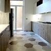 Cucina - dettaglio pavimento