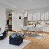 cucina e salone