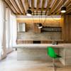 cucina legno moderna