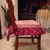 cuscini per sedia