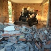 demolizioni a piano terra