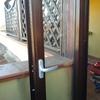 Dettaglio porta balcone