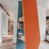 elementi colorati/zona studio