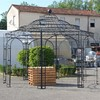 Modifica gazebo in ferro
