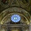 illuminazione basilica Santa Croce In Gerusalemme RM