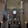 Interno chiesa di Santa Maria del SS. Rosario in Castellammare di Stabia (NA) dopo il restauro