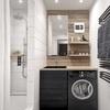 lavanderia bagno piccolo