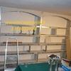 Libreria in cartongesso Milano Monza
