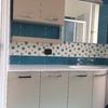 Mobile bagno, lavandino incassato con 2 lettiere all'interno dispongo di foto fac-simile
