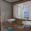 Owner cabin toilet