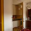 pannelli scorrevoli di accesso alla cucina-lavanderia