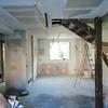 Particolari costruzione zona giorno
